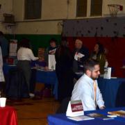 Chapel Hill Academy 2019 Career Fair attendees