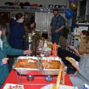 Chapel Hill Academy 2019 Career Fair luncheon